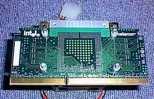 Intel CPU: Celeron CPU (赛扬处理器)